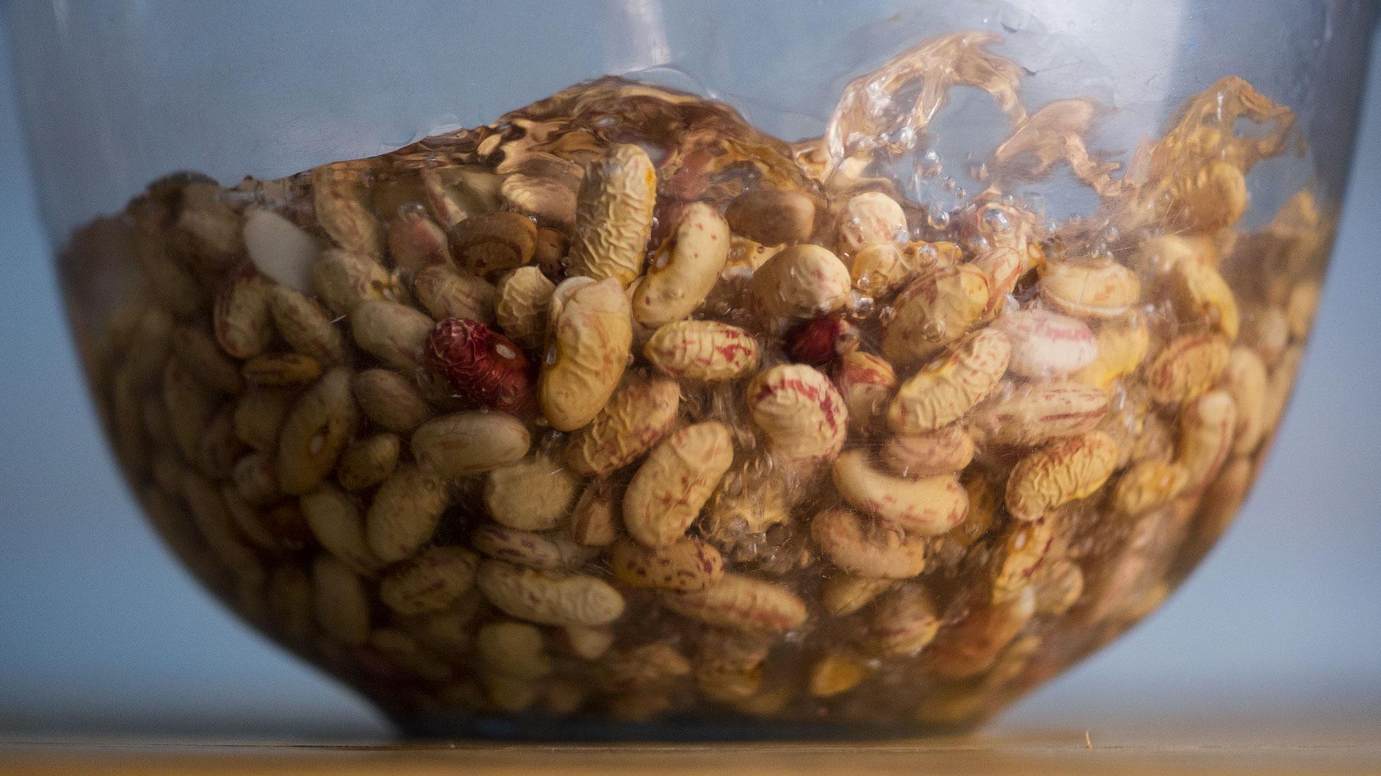 soaking-beans